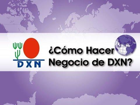 Como hacer el Negocio de DXN | Módulos de Capacitación