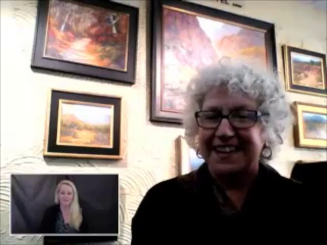Interview with Lois Griffel, Impressionist Painter