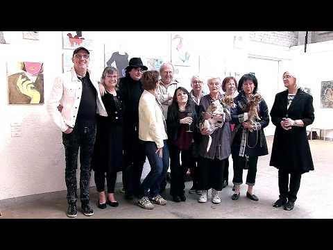 Ausstellung Flashback beim Macke-Viertel-Fest Bonn