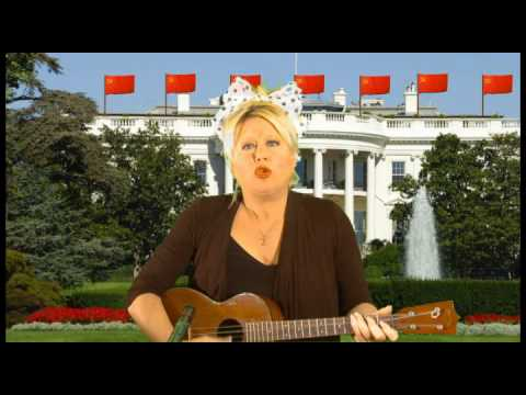 Victoria Jackson...There's a Communist Living in the WhiteHouse