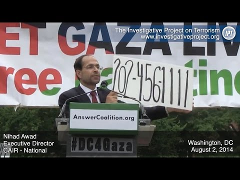 CAIR's Identity Crisis: Defending Civil Rights or the Palestinian (Hamas) Struggle?