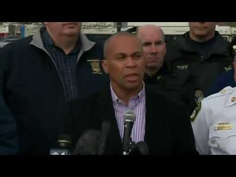 CNN Caught Red Handed Interviewing Crisis Actor : Boston False Flag
