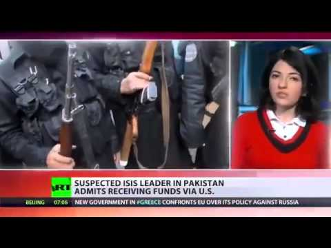 ISIS Leader Admits  We Are Being Funded By The Obama Administration