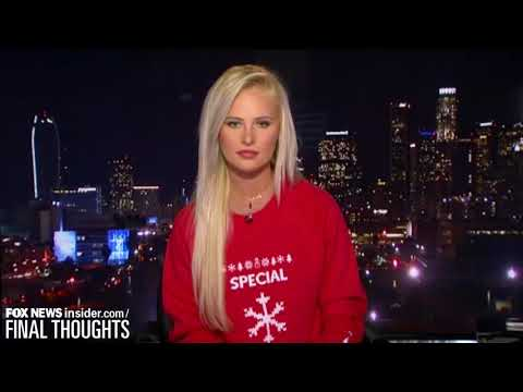 Tomi Lahren's Final Thoughts: A Christmas Message for Melting Snowflakes