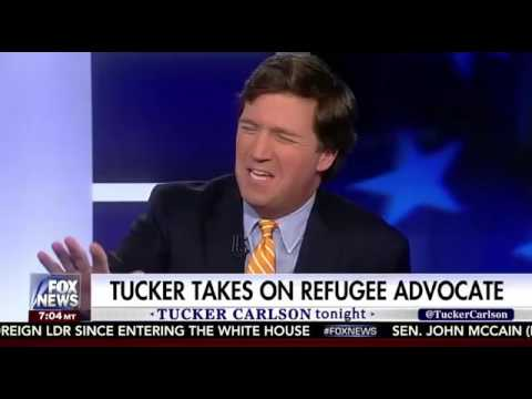 Tucker Carlson DESTROYS Kevin Appleby Migration Advocate  Extreme Vetting