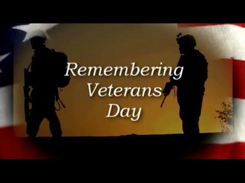 Ronald Reagan - Veterans Day Prayer