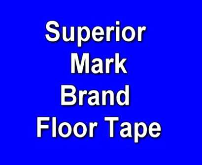 The BEST Floor Tape available