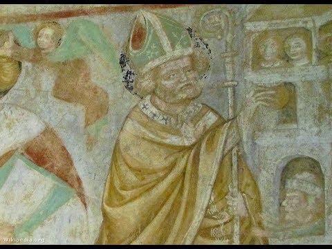 Szent Miklós,  Mikulás - Pap Gábor