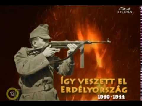 Így veszett el Erdélyország (1940-1944)