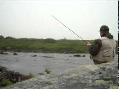 Salmonier River Fishing Pt.2