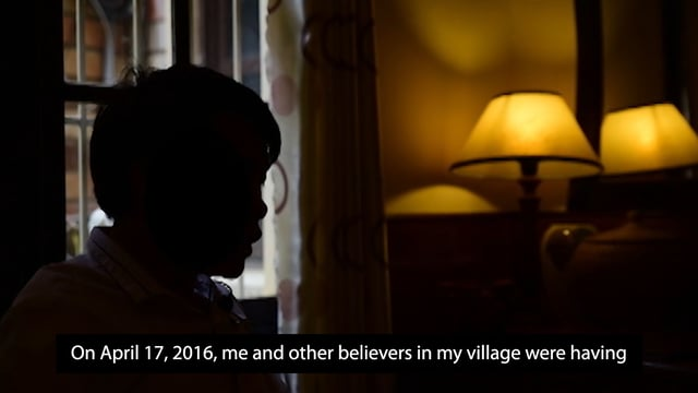 Vietnam: The Story of One Displaced Evangelist