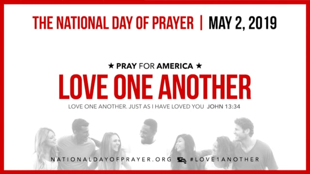 2019 National Day of Prayer Theme Unveil