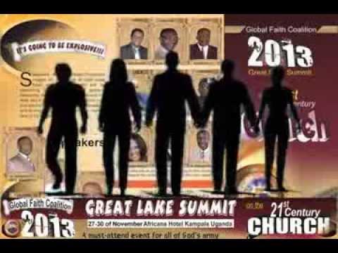 Global Faith Coalition - Great Lake Summit - Kampala Uganda - Nov 27-30