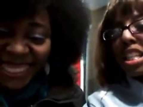 My post McDonalds Gospelfest audition interview with Taesha MsLady Gadson!!!!