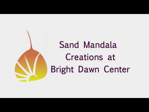 Sand Mandala Creation 2018