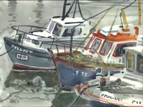 Artwork from Ireland by Don Maier