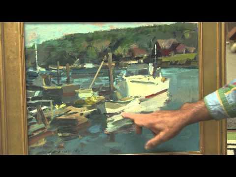 Charles Movalli - Stroke by Stroke