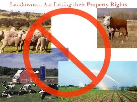 Ownership of Private Property by Citizens is being phased out