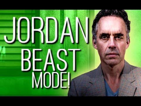 Those 7 Times Jordan Peterson Went Beast Mode