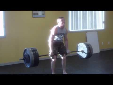 Idaho Kettlebell Fitness - Deadlift: 2.84 X bodyweight.