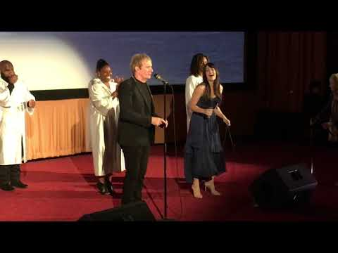 """Michael and Sam Fly performing at premiere of documentary film """"American Dream: DETROIT"""" at The Grove, LA on 2nd May, 2018"""