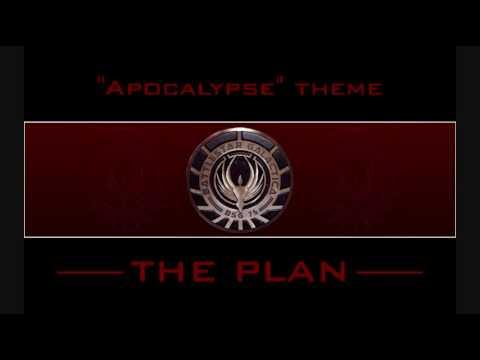 Battlestar Galactica: The Plan - Apocalypse