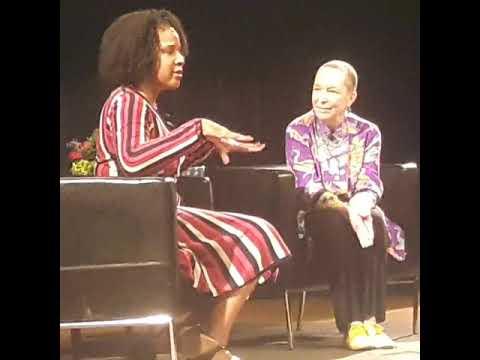 Tayati Jones in conversation with Pearl Cleage