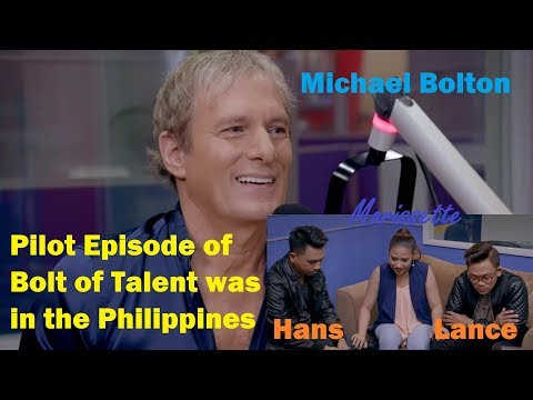 The Bolt of Talent Season1, Pilot Episode in the Philippines