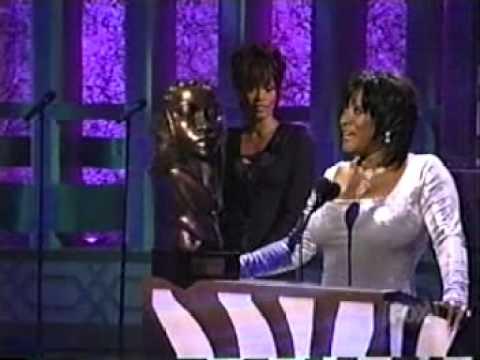 "Patti LaBelle!"" The Spirit Award!"""