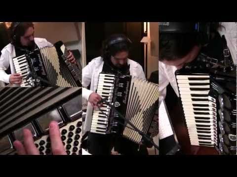 """""""Prelude to War"""" for Accordion Orchestra"""