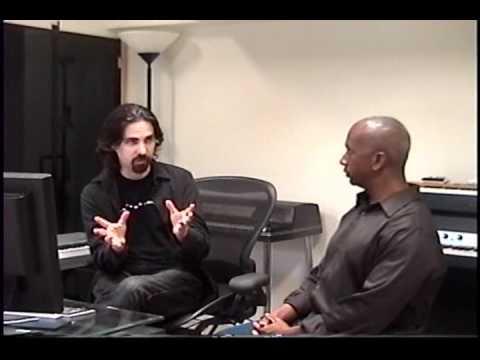 2011 Bear Mc Creary Interview flashback