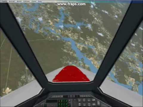 Battlestar Aries Patrol Flight