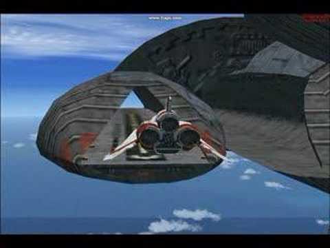 CDF Viper Test Flight