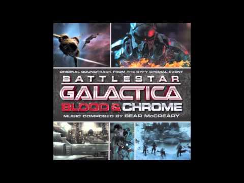 Battlestar Galactica Blood And Chrome: Apocalypse