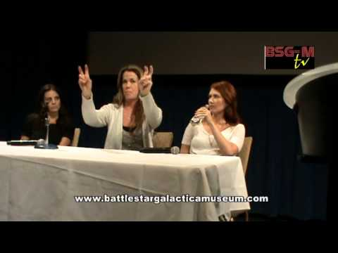 Women of Science Fiction Panel - Galacticon 2015