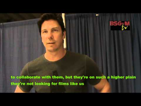 BSGM Exclusive: Michael Trucco on The Librarians, The Last Transport, Con Man and more!