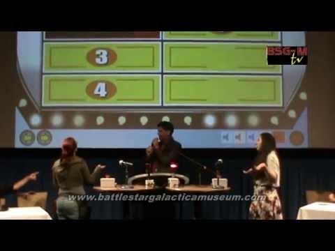 Leah Cairns / Luciana Carro - Battlestar Galactica Shootout & Savannah/Seattle results