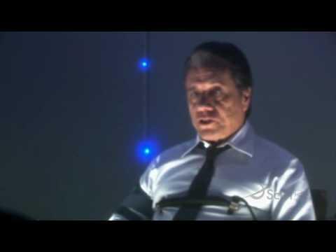 Battlestar Galactica - Adama last viper flight
