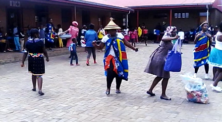 Art and Culture at Tsokolibane Primary