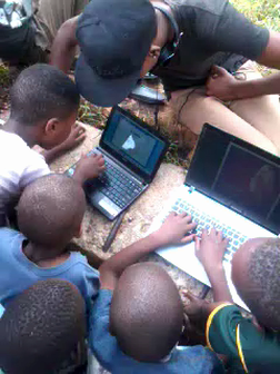 helping our community whit typing skills