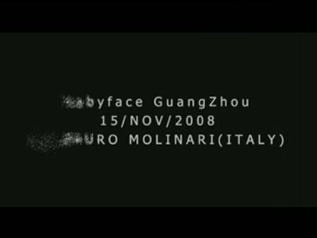 MAURO DJ LUCA MC BABY FACE 15-11-08