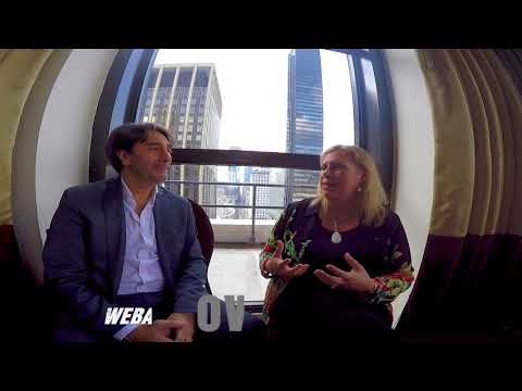 WEBA on the Road with Jo Thoburn