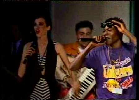 DHJ featuring Stefy, 1990