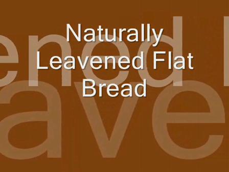 NL Flat Bread