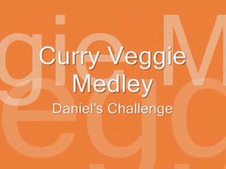 Curry Veggie Medley