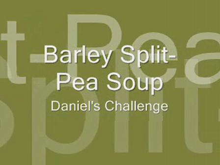 Barley Split-Pea Soup