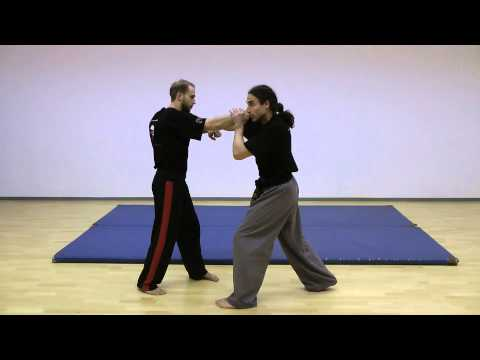 RealArnis #1 Jab cross counter attack