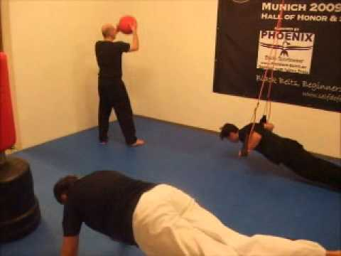 Training bei Self Defense Germany