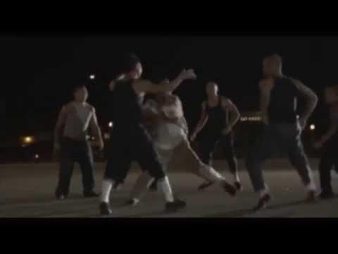 fight/stunt coordination reel