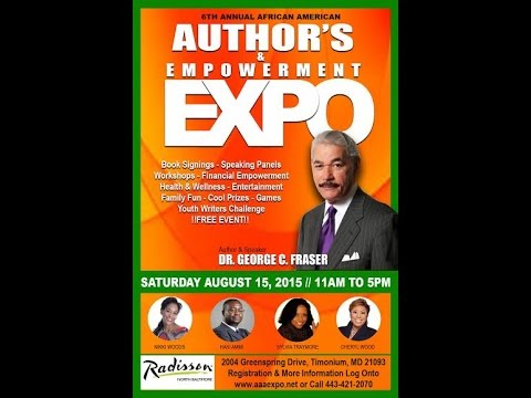 2015 African American Authors Expo
